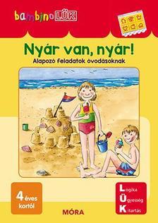 Nyár van, nyár van Bambino LÜK LDI134