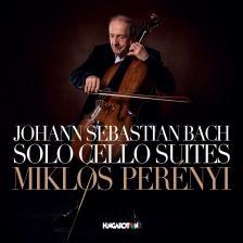 Bach - SOLO CELLO SUITES 2CD PERÉNYI