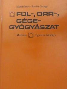 Forgács Pál - Fül-, orr-, gégegyógyászat [antikvár]