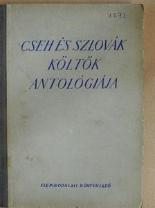 Andrej Plávka - Cseh és szlovák költők antológiája [antikvár]