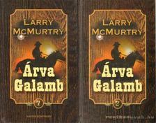 Larry McMurtry - Árva Galamb I-II. kötet [antikvár]