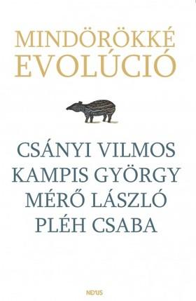Mihancsik Zsófia - Mindörökké evolúció [eKönyv: epub, mobi]