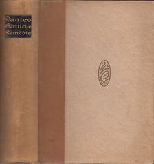 Dante Alighieri - Dantes Göttliche Komödie [antikvár]