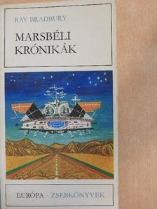 Ray Bradbury - Marsbéli krónikák [antikvár]