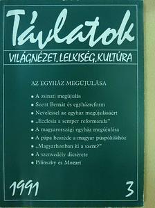 Alszeghy Zoltán - Távlatok 1991/3. [antikvár]