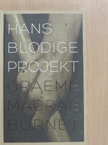 Graeme Macrae Burnet - Hans Blodige Projekt [antikvár]