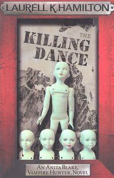 Laurell K Hamilton - The Killing Dance [antikvár]