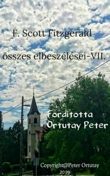 F. Scott Fitzgerald - F. Scott Fitzgerald összes elbeszélései-VII. [eKönyv: epub, mobi]