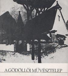 Polonyi Péter - A gödöllői művésztelep [antikvár]