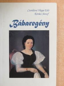 Csordásné Varga Edit - Bábaregény [antikvár]
