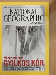 Cynthia Barnes - National Geographic Magyarország 2005. október [antikvár]