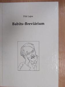 P. Somlai Alice - Babits-Breviárium [antikvár]