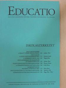 Farkas Péter - Educatio 1996/2. Nyár [antikvár]