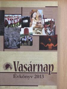 Csávossy György - Vasárnap évkönyv 2013 [antikvár]