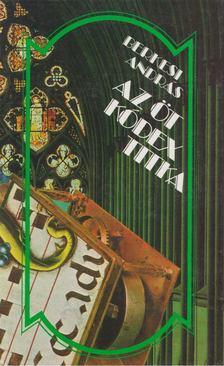 BERKESI ANDRÁS - Az öt kódex titka [antikvár]