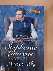Stephanie Laurens - Marcus titka [antikvár]