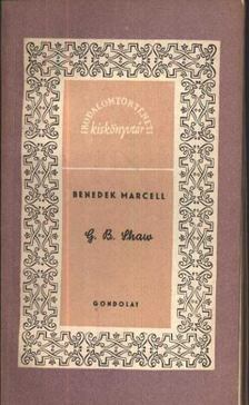 Benedek Marcell - G. B. Shaw [antikvár]