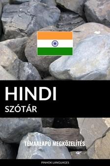 Hindi szótár [eKönyv: epub, mobi]