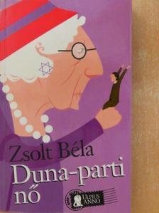 Zsolt Béla - Duna-parti nő [antikvár]