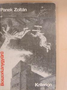 Panek Zoltán - Boszorkánygyűrű [antikvár]