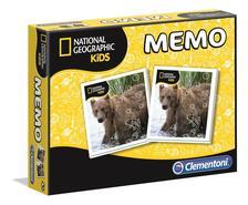 Clementoni - National Geographic Memóriajáték