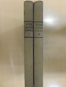 Bars Sári - Nők Lapja 1963. (nem teljes évfolyam) I-II. [antikvár]