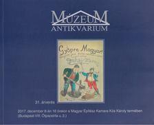A Múzeum Antikvárium 31. árverése [antikvár]