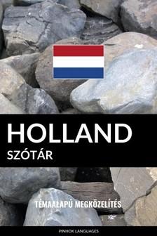 Holland szótár [eKönyv: epub, mobi]