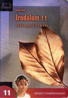 Somos Béla - Irodalom 11. szöveggyűjtemény [antikvár]