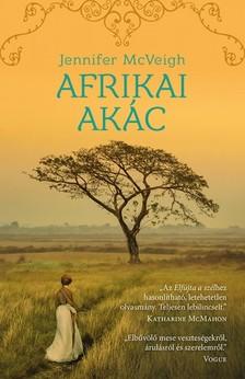 McVeigh Jenny - Afrikai akác [eKönyv: epub, mobi]