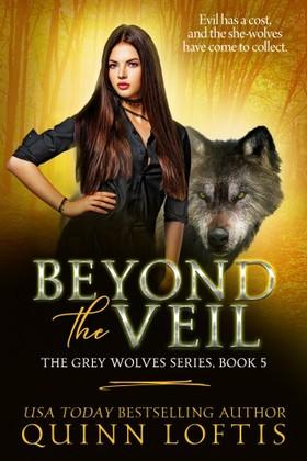 Loftis Quinn - Beyond the Veil [eKönyv: epub, mobi]