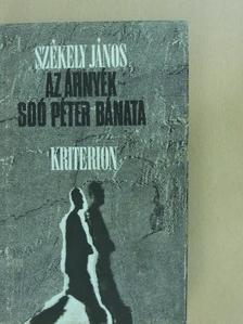 Székely János - Az árnyék/Soó Péter bánata [antikvár]