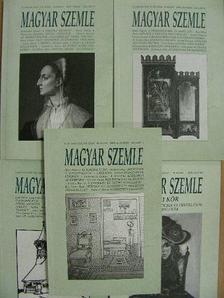 Bod Péter Ákos - Magyar Szemle 2009. (nem teljes évfolyam) [antikvár]