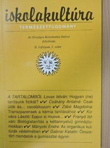 Csákány Antalné - Iskolakultúra 1992/2. [antikvár]