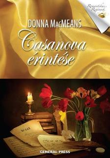 Donna MacMeans - Casanova érintése