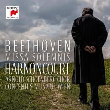 BEETHOVEN - MISSA SOLEMNIS CD NIKOLAUS HARNONCOURT