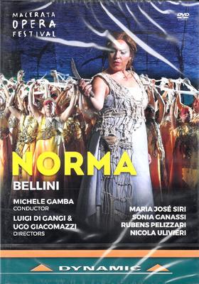 BELLINI - NORMA,DVD
