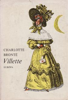 Charlotte Brontë - Villette [antikvár]