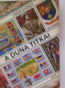 Timár György - A Duna titkai [antikvár]