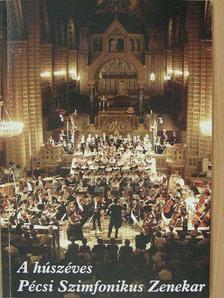 Kovács Attila - A húszéves Pécsi Szimfonikus Zenekar [antikvár]
