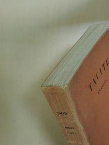 Publius Cornelius Tacitus - Annales I. (töredék) [antikvár]