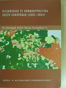 Bárdi Nándor - Kisebbségek és kormánypolitika Közép-Európában (2002-2004) [antikvár]