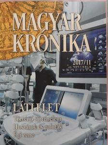 Ágoston Balázs - Magyar Krónika 2017. november [antikvár]