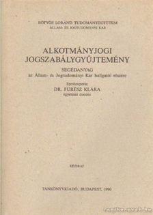 Takács Imre - Államjogi jogszabálygyűjtemény [antikvár]