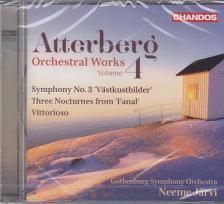ORCHESTRAL WORKS ,VOL 4,CD