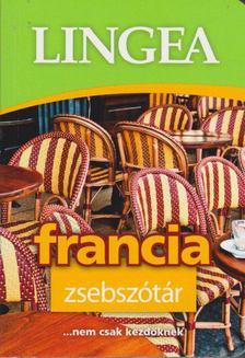 Lingea Kft. szerzői csoportja - Francia zsebszótár [antikvár]