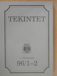 Dobai Péter - Tekintet 1996/1-2 [antikvár]