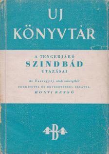 Boka László - A tengerjáró Szindbád utazásai [antikvár]