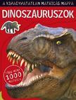 Dinoszauruszok - A kihagyhatatlan matricás mappa