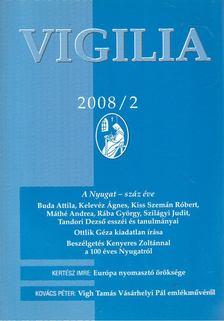 Lukács László - Vigilia 2008/2 [antikvár]